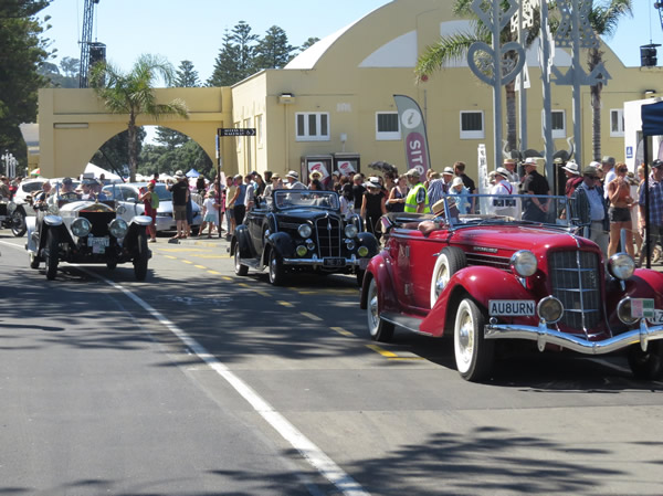 Art Deco Rally